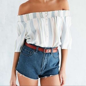Urban Outfitters BDG Off Shoulder Top